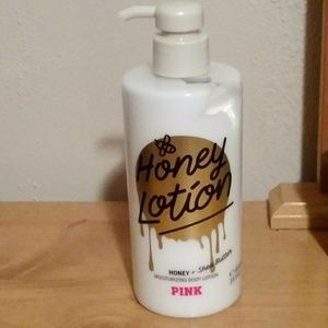 VS PINK Honey Lotion
